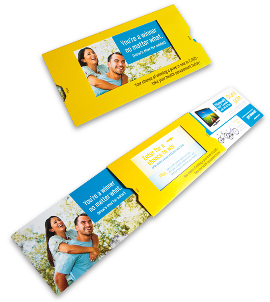 Anthem - Promotional Direct Mail - The Lift Factor ...